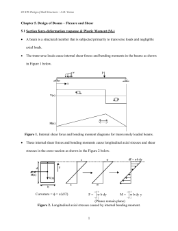 chapter 5 - design of flexural members (beams)