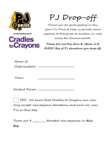 Drop-off Form