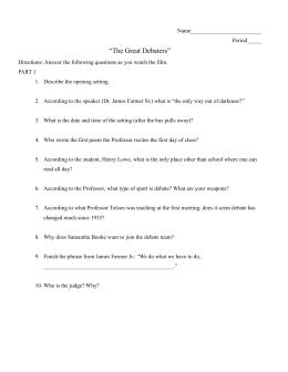 life is beautiful study guide 2 rh studylib net The Great Debaters Lesson Plans the great debaters question guide answers