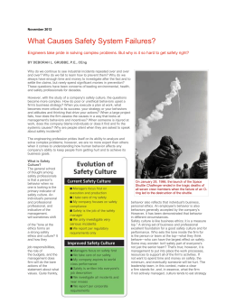 2012 PE Magazine - Operations and Safety Solutions