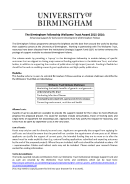 UoB-Fellowship-WT-Award-Application-and-Guidance