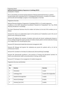 UK Pharmacy Residencies Application