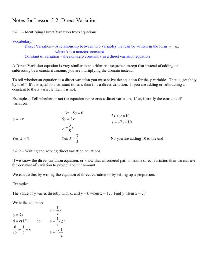 lesson 5-2