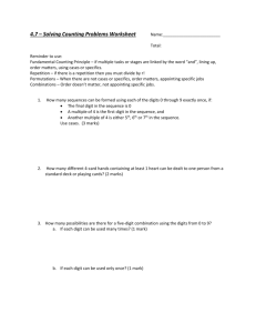4.7 worksheet - Campbell Collegiate