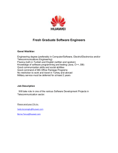 Fresh Graduate Software Engineers
