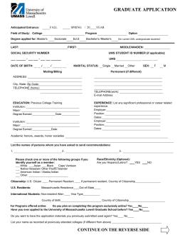 and print the application form