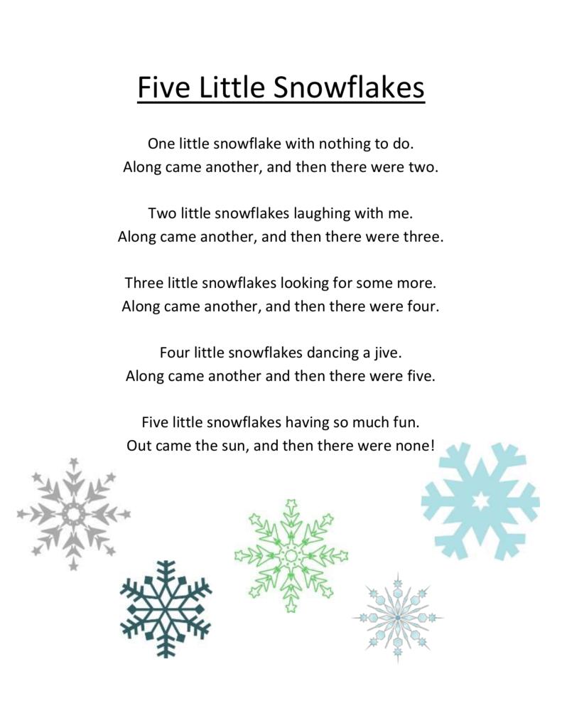 English Winter Poems