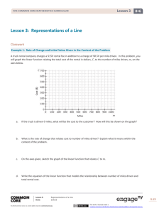 Grade 6 Mathematics Module 6, Topic D, Lesson 17