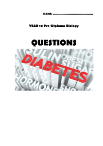 252399083-Diabetes-Questions (1) - British School Quito Blogs Sites