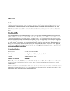 Fall 2015 - Coach Letter Of Introduction