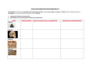 Ancient Archaeological Finds (Archaeological Dig 1.0