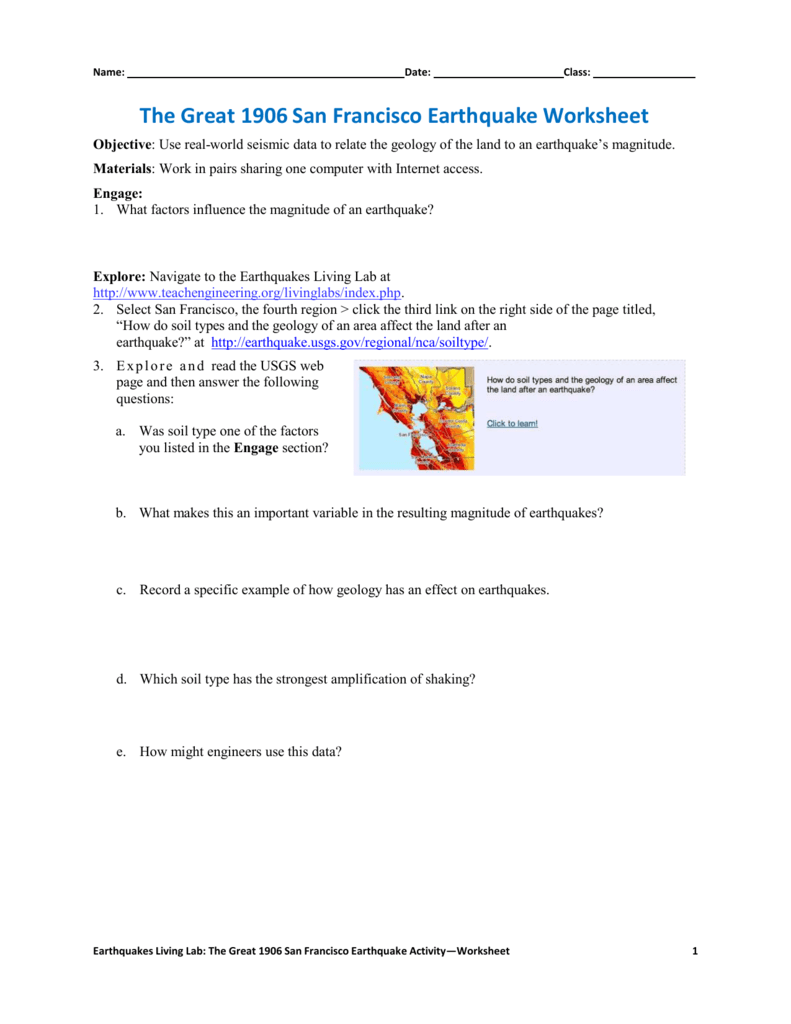 Worksheets Earthquake Worksheet worksheets earthquake worksheet waytoohuman free for 007070763 1 49cf9e21d19a6c40e0270360f4a9cc29 png