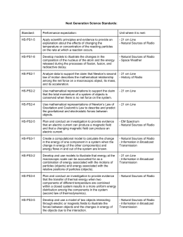 California science framework draft