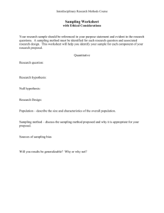 research methods mcq revision booklet