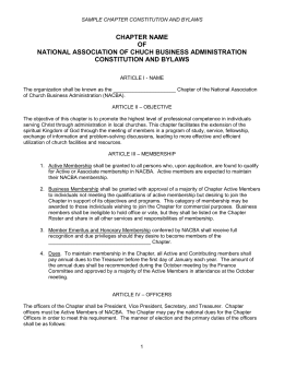 Suggested unit american legion auxiliary for Constitution and bylaws template