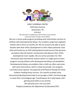 Fentress County Early Learning Center