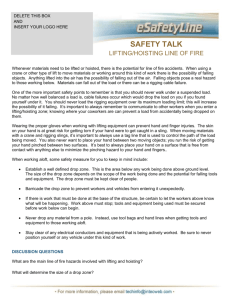 safety talk - Esafetyline