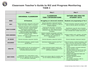 Classroom Teacher`s Guide Sept 09F