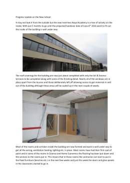 School Newsletter update 4.12.15