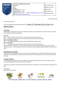 nativity 2015 letter to parents