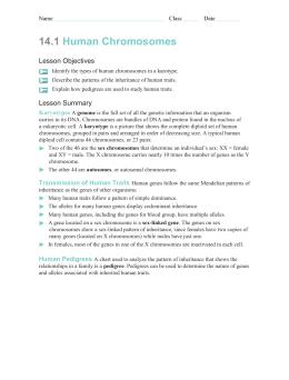 The science of drosophila genetics lab report