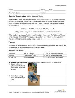mass and chemical reactions lab Experiment #3  in each case measure and record the masses as described in  steps 3  neither created or destroyed as a result of chemical changes, but.
