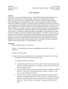 NPD 3000 Research Essay 2015