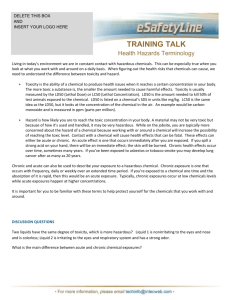 training talk