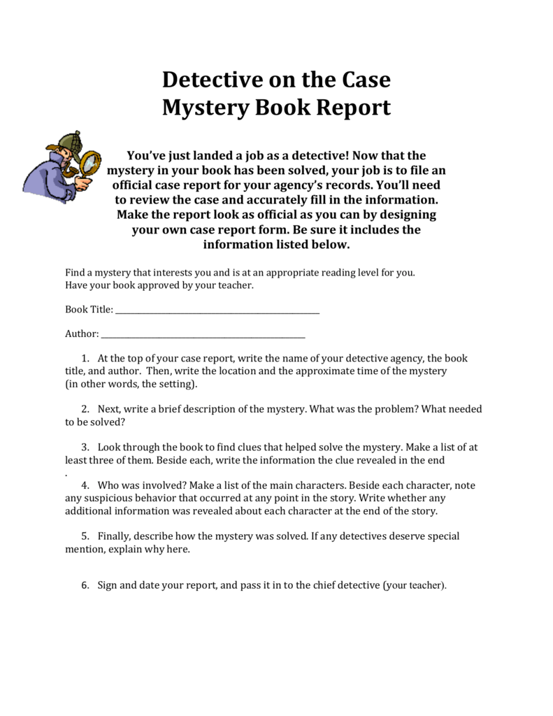 how to write a mystery novel in 30 easy steps