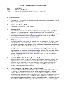 2015-04-03 Mental Health Board Minutes Amended