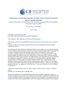 Agenda - Climate Investment Funds