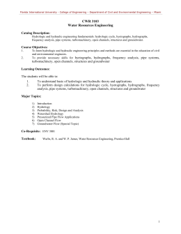 CWR 3103_Syllabus - Florida International University