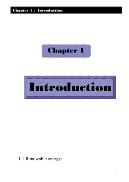 (CH 1) Introduction