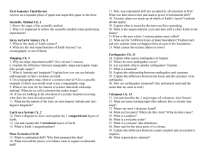Worksheet Answers How The Earth Was Made Worksheet   best ...