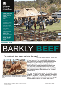1409 Barkly Beef - September 2014