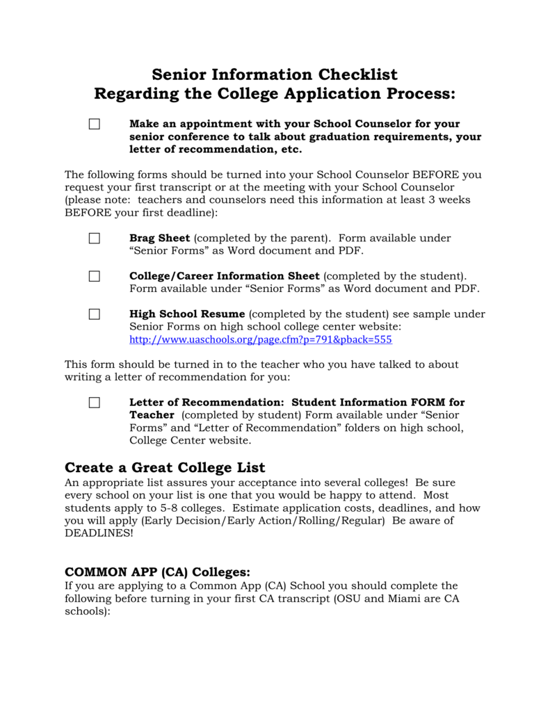 colleges upper arlington schools