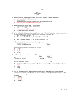 accounting exercises and answers pdf