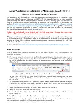 acs lab report format - Hong.hankk.co