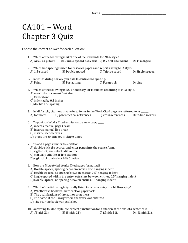 Chapter 3a quiz jill kennel training ccuart Gallery
