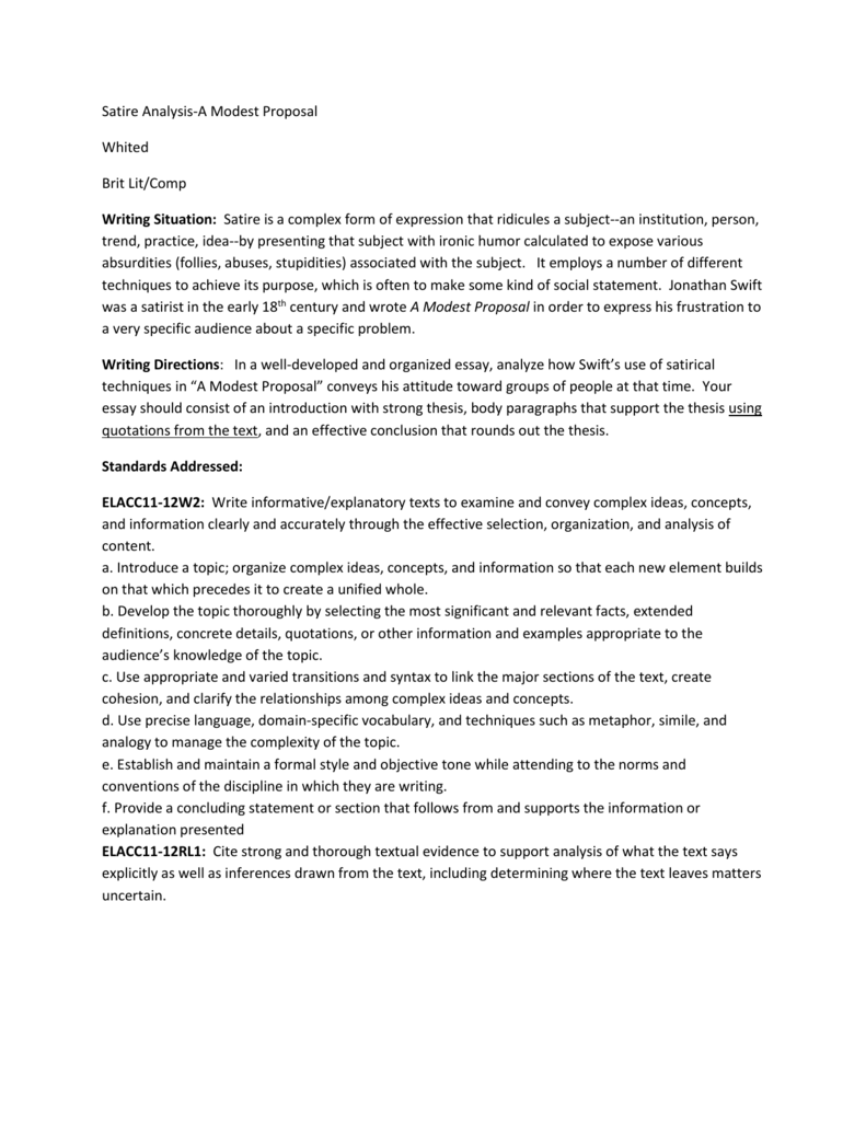 Writing A Proposal Essay High School Essay Format Also Research  Persuasive Essay Topics High School Students Good Science Essay Topics Also  Essay About English Language Satire