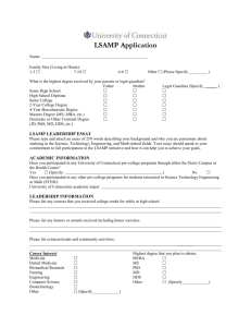 LSAMP Application2015Word - Louis Stokes Alliance for Minority