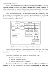 Microprocessor 8086 Notes By Arun Kumar Pdf