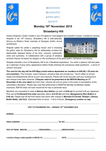 Strawberry Hill booking form revised