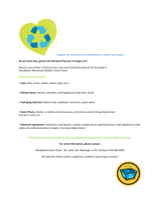 environmental club flyer - Baltimore City Public School System