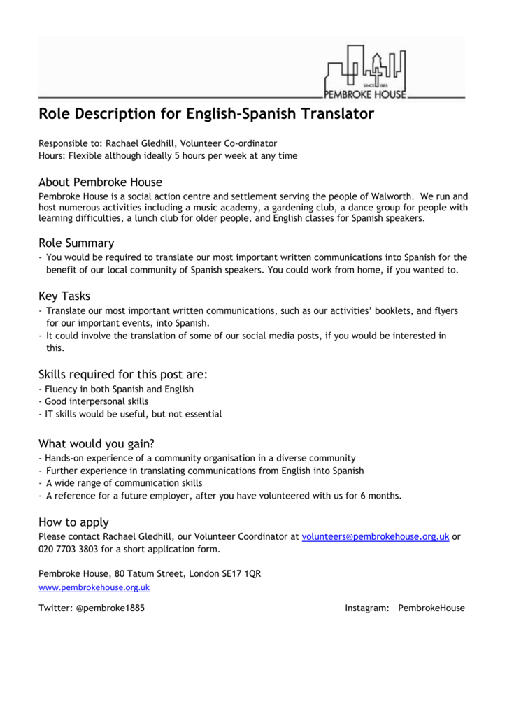 Translator - WordPress com