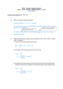 SOLUTIONS - PHY430 - Test 3