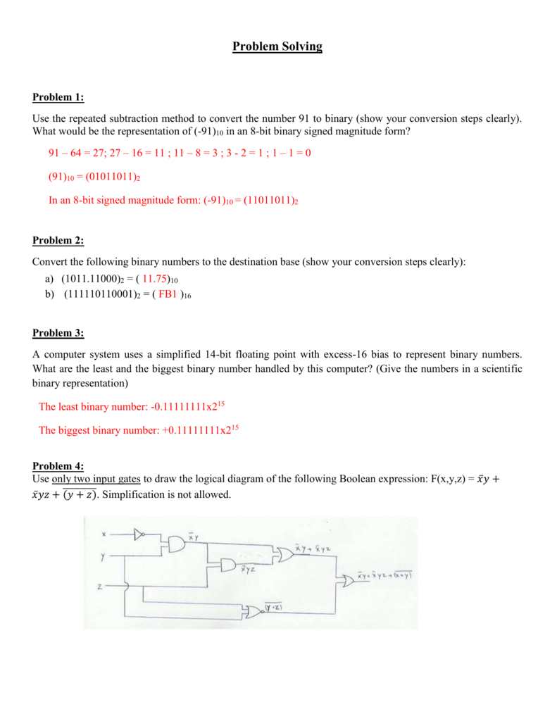 Problem Solving Decoder 4 Input Circuit 8 Bit Binary To Decimal Converter 2 007178717 1 Cf14314c62735e0e61c62882c536c50d