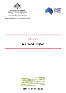 My Flood Project [WORD 624KB]