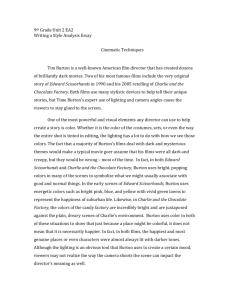 Movie analysis essay example