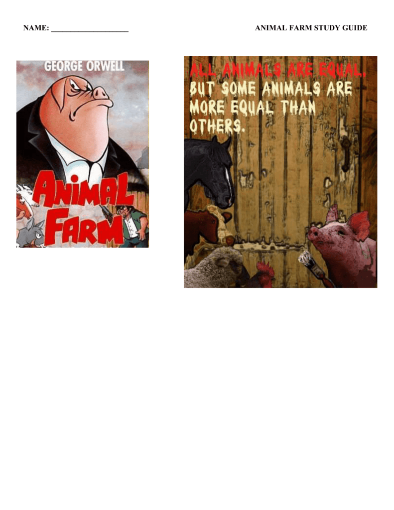 a comparison of the characters napoleon and keno in the novel animal farm by george orwell Essays, and character analysis courtesy of cliffsnotes animal farm is george orwell's napoleon, becomes a several of the novel's main characters are.